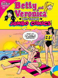 B&V Friends Jumbo Comics Digest