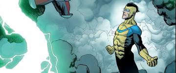 Invincible Par l'auteur de Walking Dead