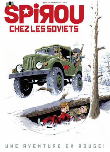 Journal Spirou - Collectif