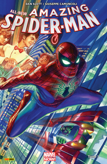 All-New Amazing Spider-Man -