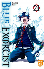 Blue Exorcist T21