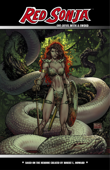 Red Sonja - Mike Carey