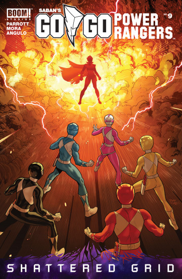 Saban's Go Go Power Rangers - Ryan Parrott