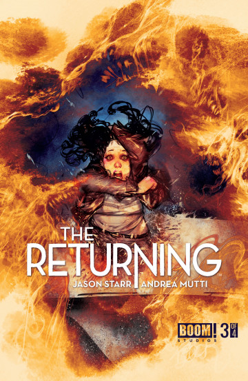 The Returning - Jason Starr