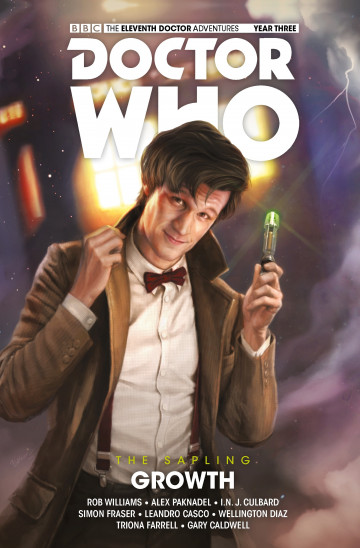 Doctor Who: The Eleventh Doctor - Rob Williams