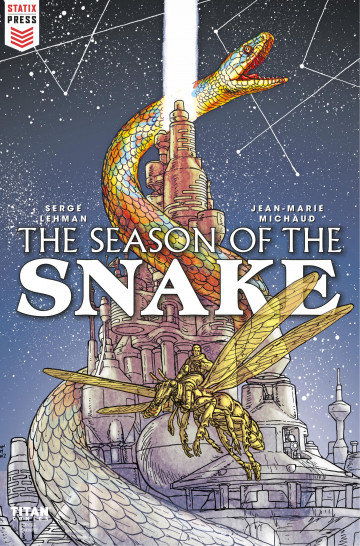The Season of the Snake - Serge Lehman