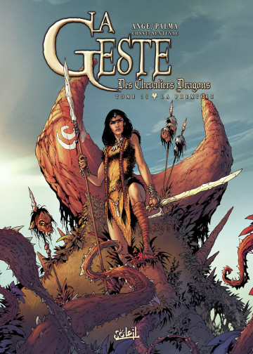 La Geste des Chevaliers Dragons - Collectif