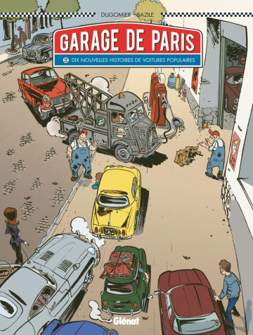 Le Garage de Paris - Dugomier