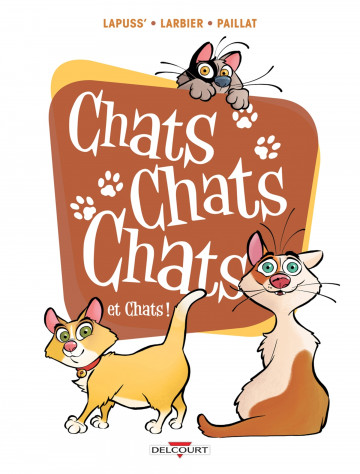 Chats chats chats et chats ! - Lapuss'