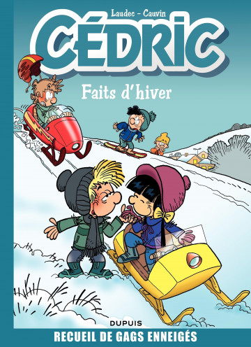 Cédric Best Of - Raoul Cauvin