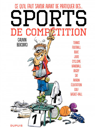 Les sports - Raoul Cauvin