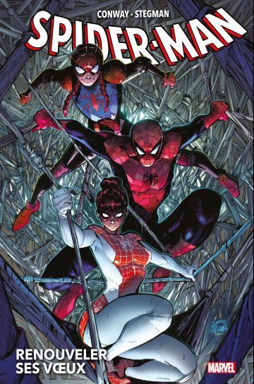 Spider-Man T01 : Renouveler ses voeux - Gerry Conway