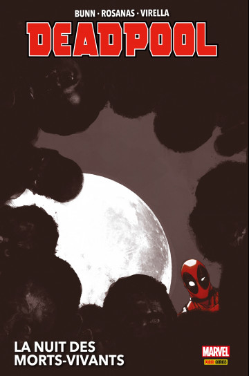 Deadpool : La nuit des morts-vivants - Cullen Bunn