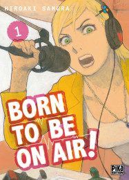 T1 - Born to be on air!