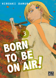 T3 - Born to be on air!