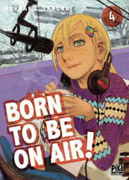 T4 - Born to be on air!
