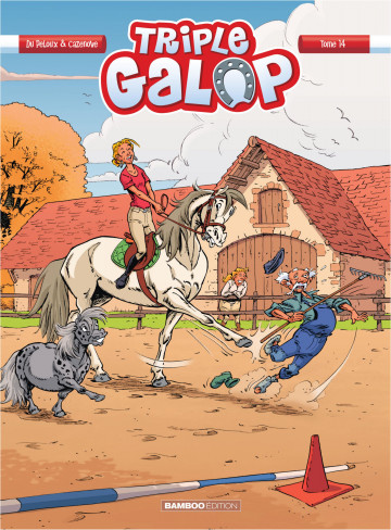 Triple Galop - Cazenove