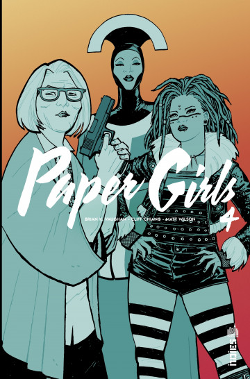 Paper Girls - Chiang Cliff