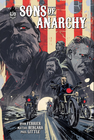 Sons of Anarchy - Ryan Ferrier