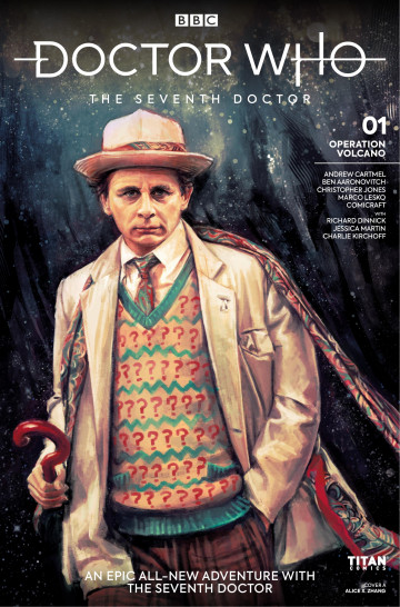 Doctor Who: The Seventh Doctor - Ben Aaronovitch